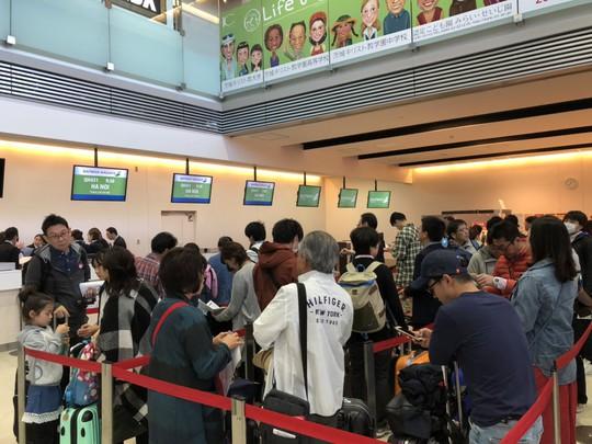 Bamboo Airways đưa những vị khách đầu tiên đến Nhật Bản - Ảnh 6.
