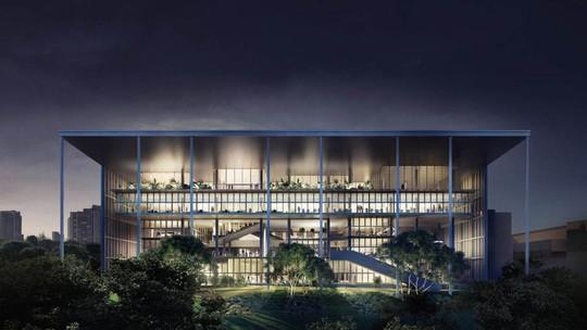Tòa nhà năng lượng bằng không - Ảnh 1.