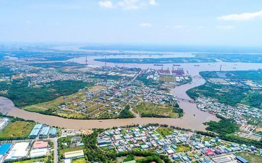 115 nghìn tỷ đồng chảy vào khu Nam Sài Gòn, bất động sản tăng tốc - Ảnh 1.