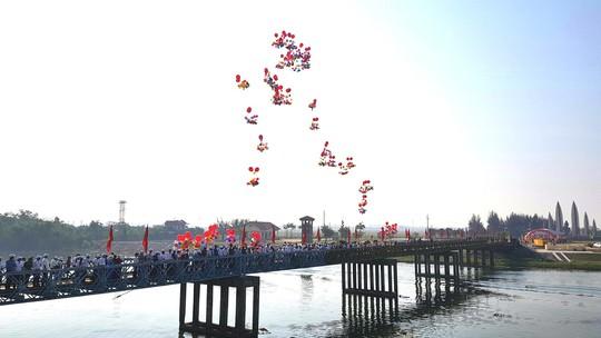 Long trọng tổ chức Lễ thượng cờ Thống nhất non sông - Ảnh 2.