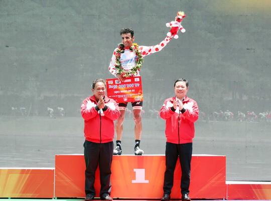 Giải đua xe đạp tranh Cúp Truyền hình: TP HCM hoàn tất cú ăn ba - Ảnh 6.