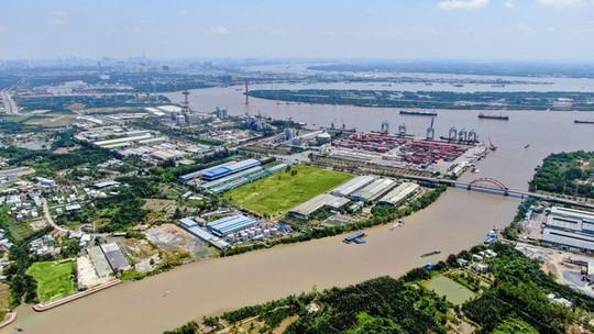 115 nghìn tỷ đồng chảy vào khu Nam Sài Gòn, bất động sản tăng tốc - Ảnh 2.