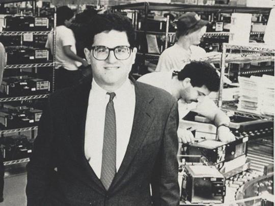 Các đại gia công nghệ khởi nghiệp từ năm bao nhiêu tuổi - Ảnh 3.
