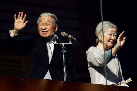 """Nhật hoàng Akihito """"biến mất"""" khỏi công chúng sau thoái vị - Ảnh 1."""
