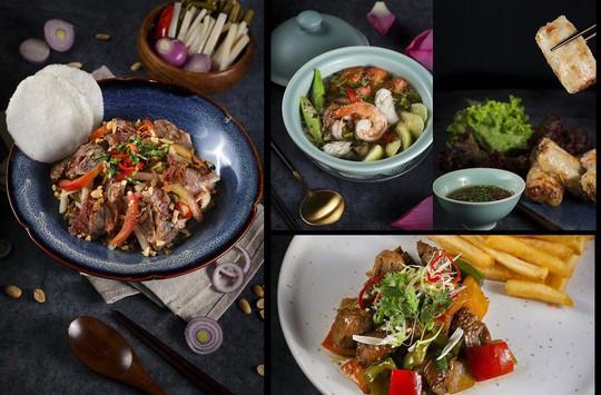 Thưởng thức ẩm thực Việt - Ý nhiều ưu đãi - Ảnh 1.