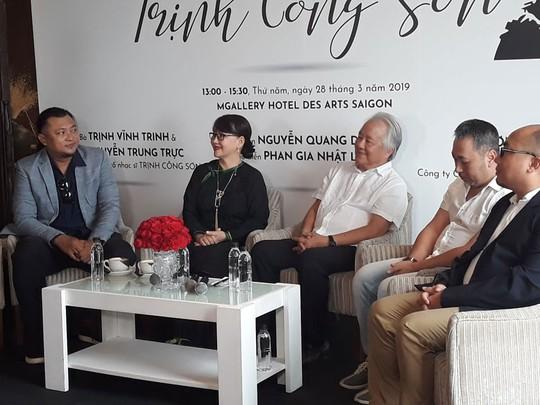 Trịnh Công Sơn - Khơi dòng phim nhân vật nổi tiếng - Ảnh 1.