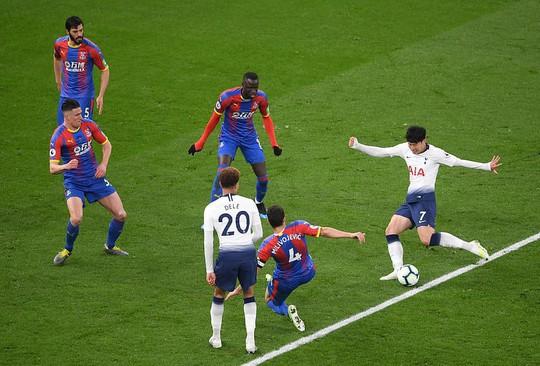 Son Heung-min lập đại công trên sân mới tỉ bảng của Tottenham - Ảnh 4.