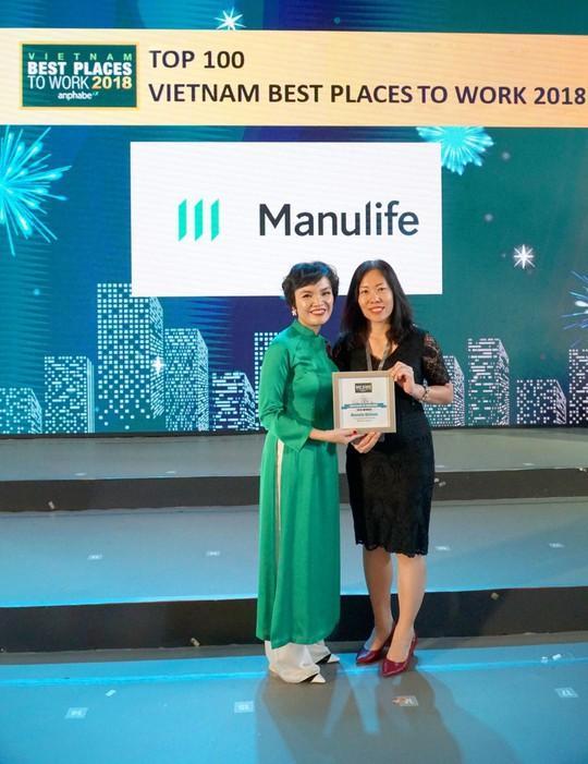 Manulife Việt Nam gắn kết nhân viên trong thời đại công nghệ số - Ảnh 1.