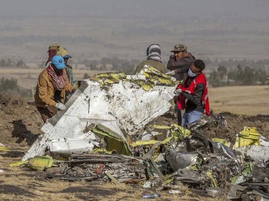 9 giây định mệnh trên chuyến bay Boeing 737 MAX 8 của Ethiopian Airlines - Ảnh 1.