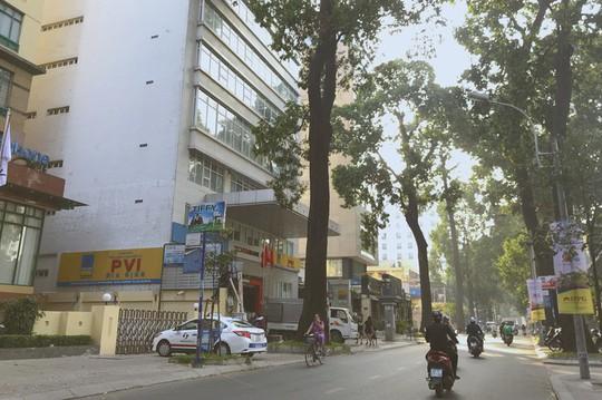 Tháo dỡ biệt thự cổ trên đường Phạm Ngọc Thạch - TP HCM - Ảnh 3.