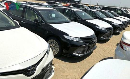 Toyota hết mặn mà lắp ráp xe hơi tại Việt Nam - Ảnh 1.