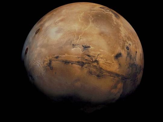 Giải mã thiên thạch Sao Hỏa rớt xuống Trái đất - Ảnh 2.