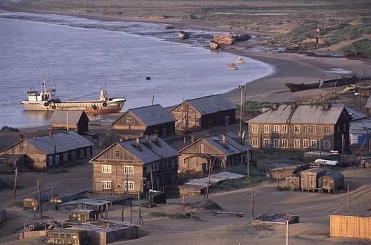 Ngôi làng ở Nga biến mất mỗi khi có gió to - Ảnh 11.