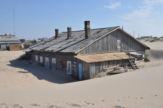 Ngôi làng ở Nga biến mất mỗi khi có gió to - Ảnh 12.