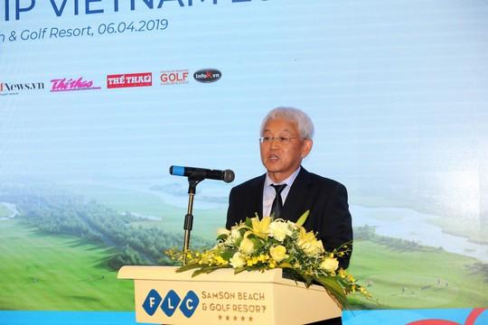 "FLC đăng cai ""FLC World Amateur Golfers Championship Vietnam 2019"" - Ảnh 3."