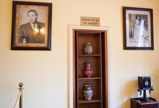 Dinh thự có hầm và bãi đáp trực thăng của vua Bảo Đại ở Đà Lạt - Ảnh 9.