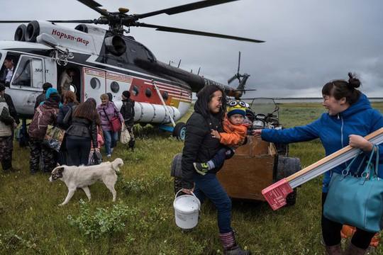 Ngôi làng ở Nga biến mất mỗi khi có gió to - Ảnh 10.