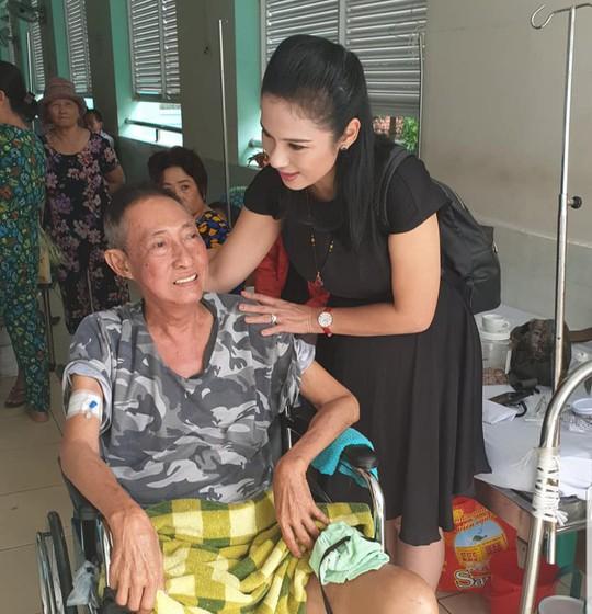 Nghệ sĩ Lê Bình qua đời, đồng nghiệp bày tỏ thương tiếc - Ảnh 3.