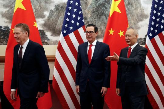 Mỹ - Trung lạc quan về đàm phán thương mại - Ảnh 1.