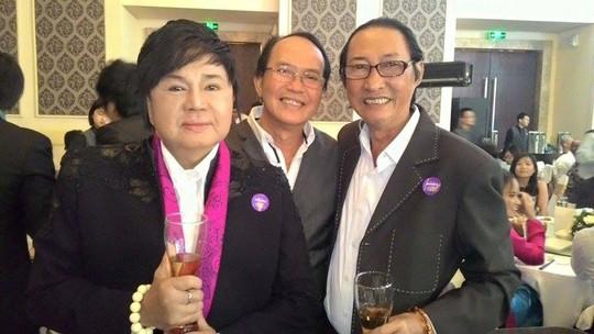 Nghệ sĩ Lê Bình qua đời, đồng nghiệp bày tỏ thương tiếc - Ảnh 4.