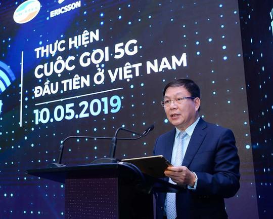 Viettel thực hiện cuộc gọi 5G đầu tiên tại Việt Nam, sử dụng công nghệ Ericsson - Ảnh 3.