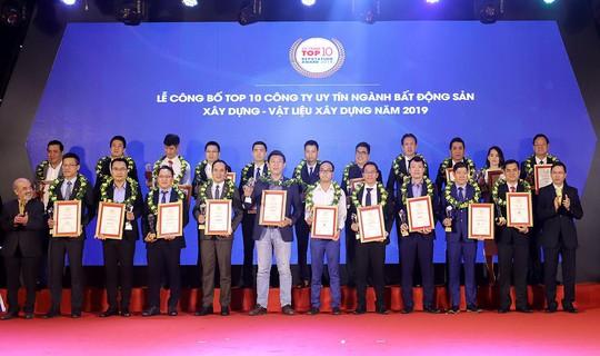 Nam Long được vinh danh top 50 doanh nghiệp tăng trưởng xuất sắc năm 2019 - Ảnh 2.