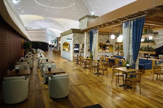 Phòng chờ như khách sạn 5 sao trong sân bay lớn nhất thế giới - Ảnh 5.