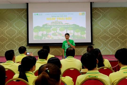 C.P. Việt Nam hưởng ứng chiến dịch Ngày Trái đất 2019 - Ảnh 2.