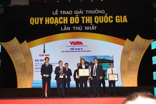 Tập đoàn Mường Thanh nhận giải thưởng Quy hoạch Đô thị Quốc gia - Ảnh 1.
