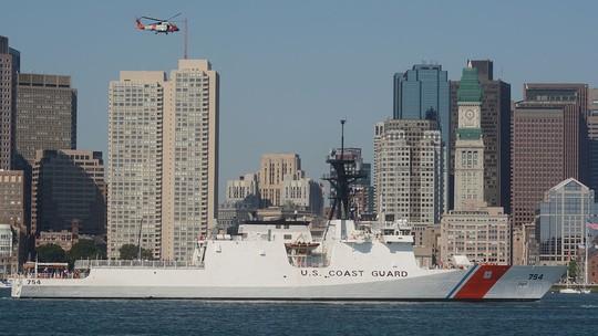 Tàu Cảnh sát biển Mỹ tháo lui khi gặp tàu tuần tra Venezuela - Ảnh 2.