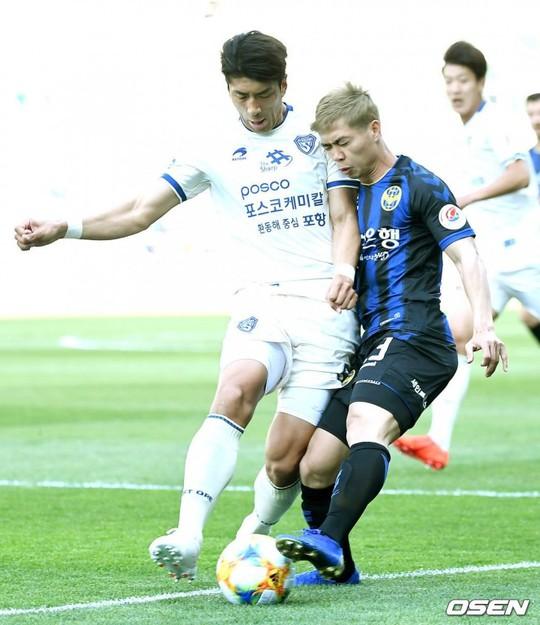 Công Phượng trở lại, Incheon United thua đau phút cuối - Ảnh 1.
