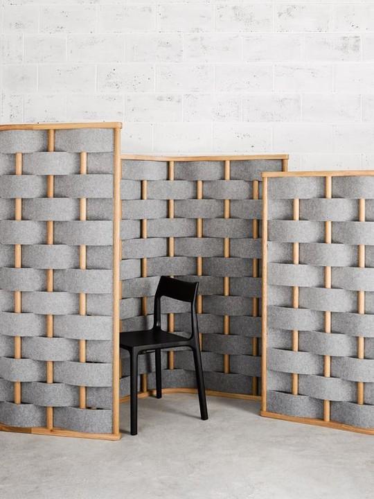 Những mẫu thiết kế vừa cách âm vừa giúp ngôi nhà thêm bắt mắt - Ảnh 4.