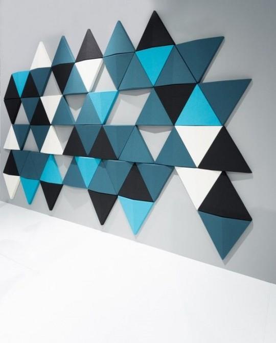 Những mẫu thiết kế vừa cách âm vừa giúp ngôi nhà thêm bắt mắt - Ảnh 8.