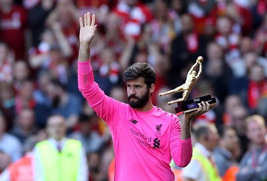 Man City biến Liverpool thành á quân vĩ đại - Ảnh 3.