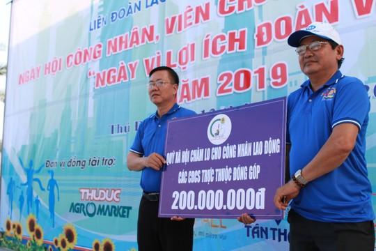 Tưng bừng Ngày hội CNVC-LĐ TP HCM - Ảnh 10.