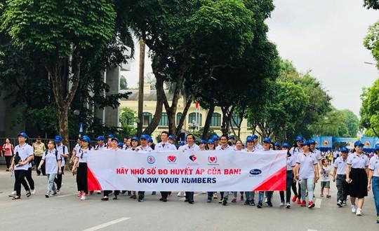 Tăng huyết áp - kẻ giết người thầm lặng nguy hiểm nhất Việt Nam  - Ảnh 3.