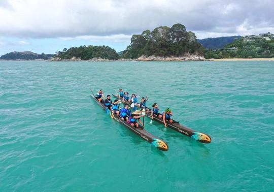 Vi vu đến thiên đường New Zealand trong dịp hè - Ảnh 1.