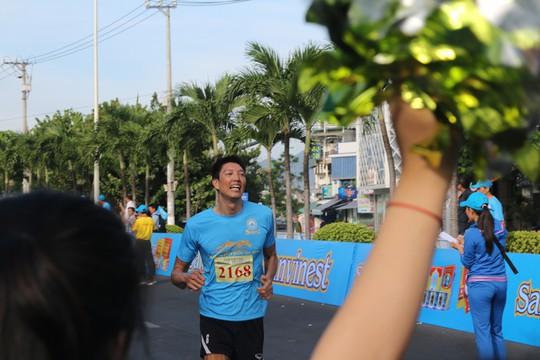 Giải việt dã 2.222 người của Yến sào Khánh Hòa lập kỷ lục Việt Nam - Ảnh 7.