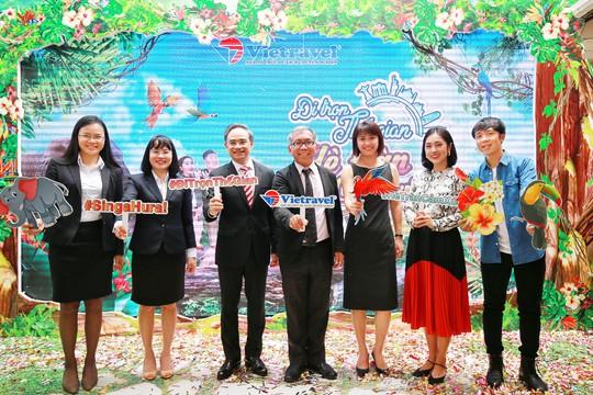 Vietravel hợp tác với STB thu hút du khách Việt tới Singapore - Ảnh 2.