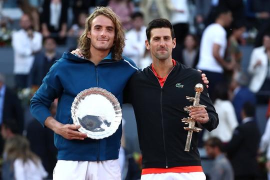 Vô địch Madrid Open 2019, Djokovic san bằng kỷ lục Rafael Nadal - Ảnh 5.