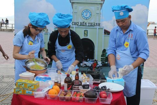 Độc đáo ẩm thực từ Yến sào Khánh Hòa - Ảnh 4.