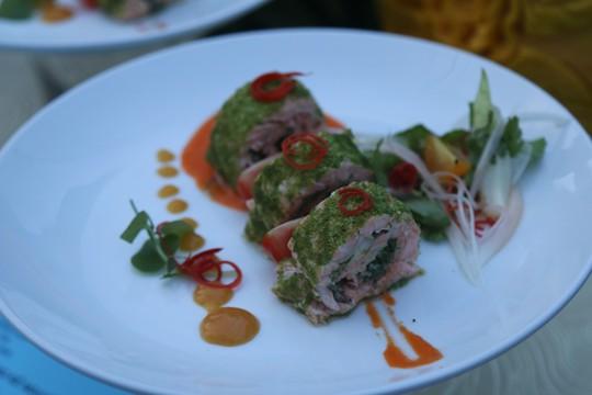 Độc đáo ẩm thực từ Yến sào Khánh Hòa - Ảnh 6.