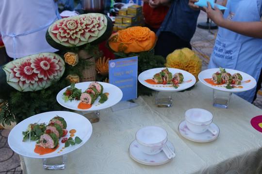 Độc đáo ẩm thực từ Yến sào Khánh Hòa - Ảnh 8.