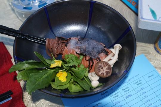 Độc đáo ẩm thực từ Yến sào Khánh Hòa - Ảnh 9.