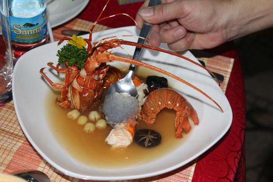 Độc đáo ẩm thực từ Yến sào Khánh Hòa - Ảnh 3.
