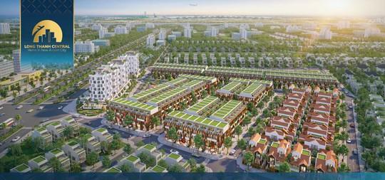 Long Thành:  Con sóng mới của thị trường địa ốc phía Nam - Ảnh 1.