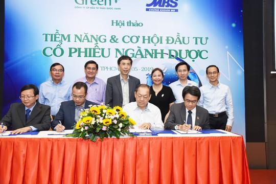 Green+ mở rộng hợp tác tài chính, mạng lưới - Ảnh 1.