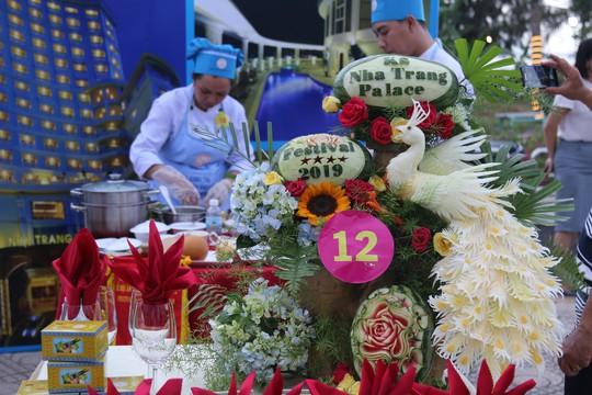 Độc đáo ẩm thực từ Yến sào Khánh Hòa - Ảnh 11.