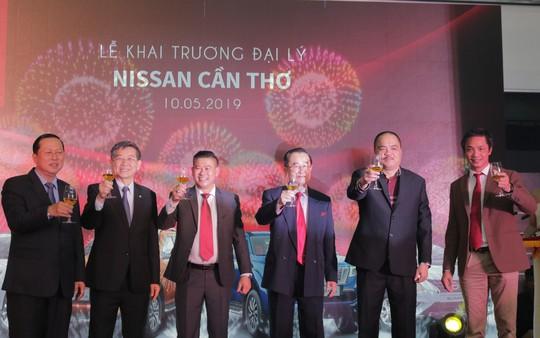 Nissan Việt Nam khai trương đại lý 3S Nissan Cần Thơ - Ảnh 1.