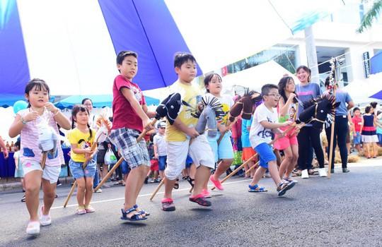Ngày hội Phú Mỹ Hưng hướng về trẻ em lần 10 – 2019: Hơn 31.000 phần quà chờ đón thiếu nhi - Ảnh 1.
